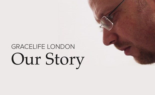GraceLife London, Our Story banner